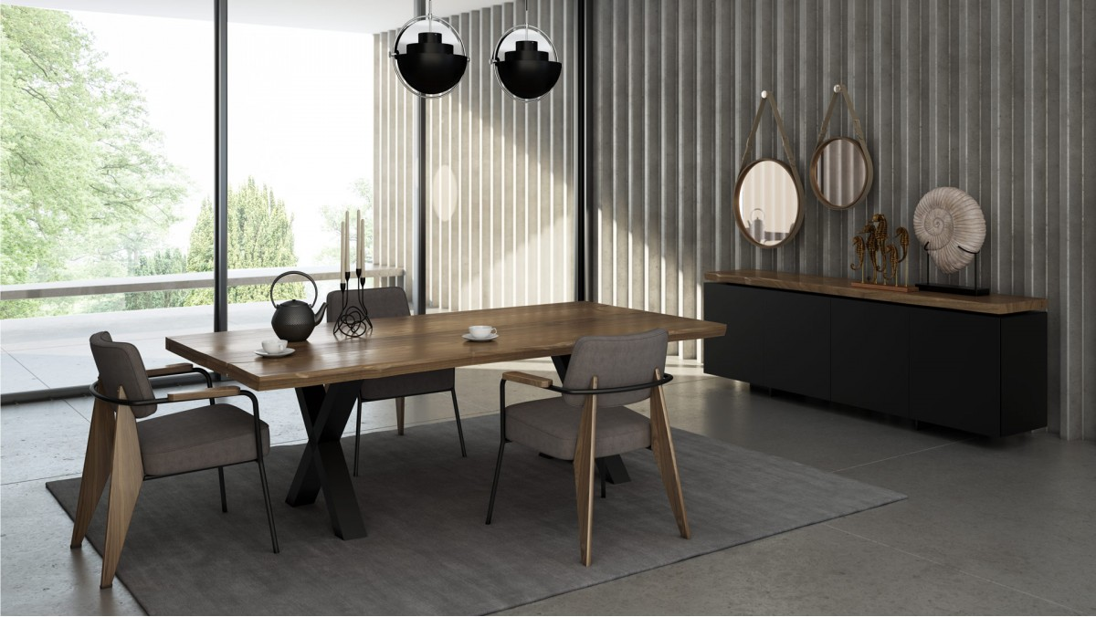 Timber Yemek Odası